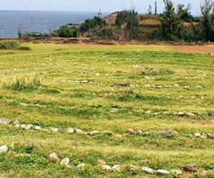 【ハワイ】謎に包まれた浄化の迷路「ストーンメイズ」マウイ島