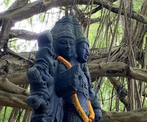 【ハワイ】静寂のパワースポット、カウアイ島のヒンズー教寺院